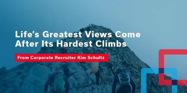 Climbing the Mountain in Search of Your New Job