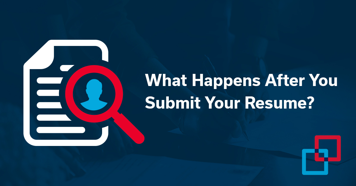 what happens after you submit your resume?